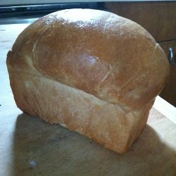 Beautiful loaf of bread